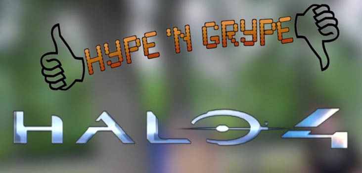 Let's Play Halo 4