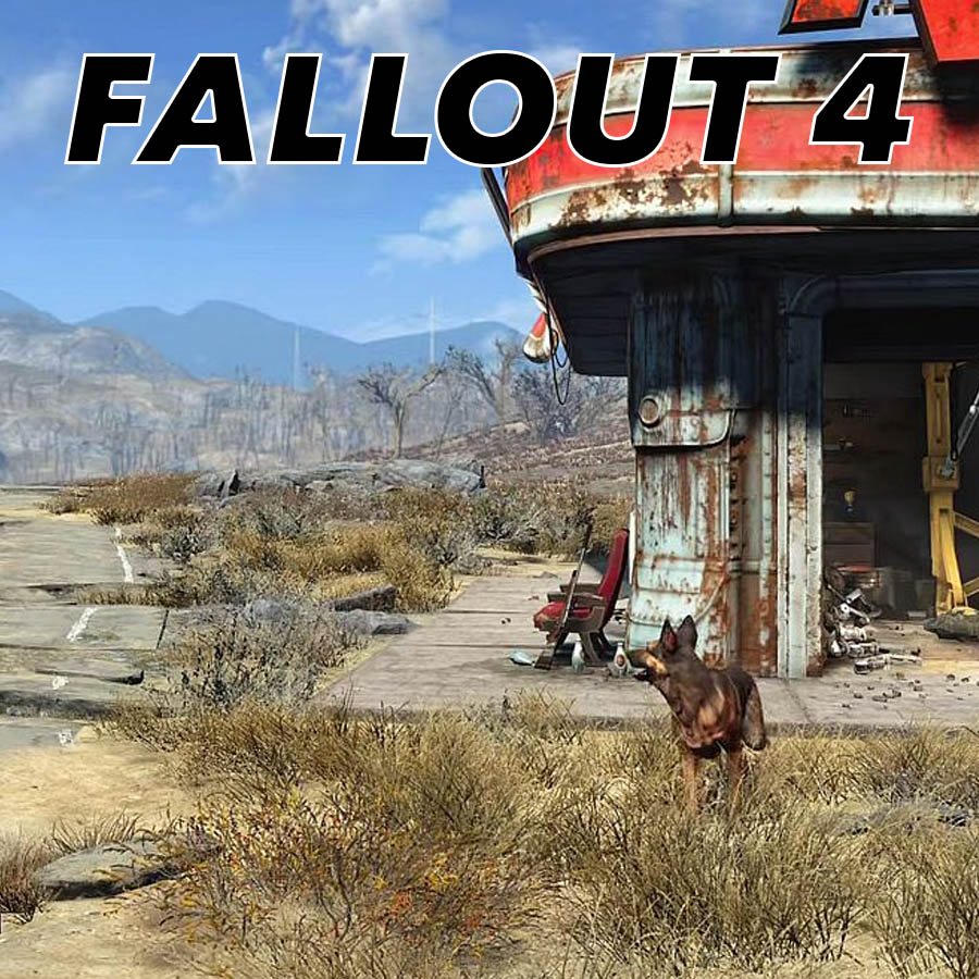 Fallout 4 release date and news