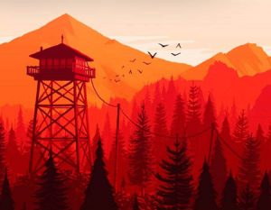 firewatch-lookout