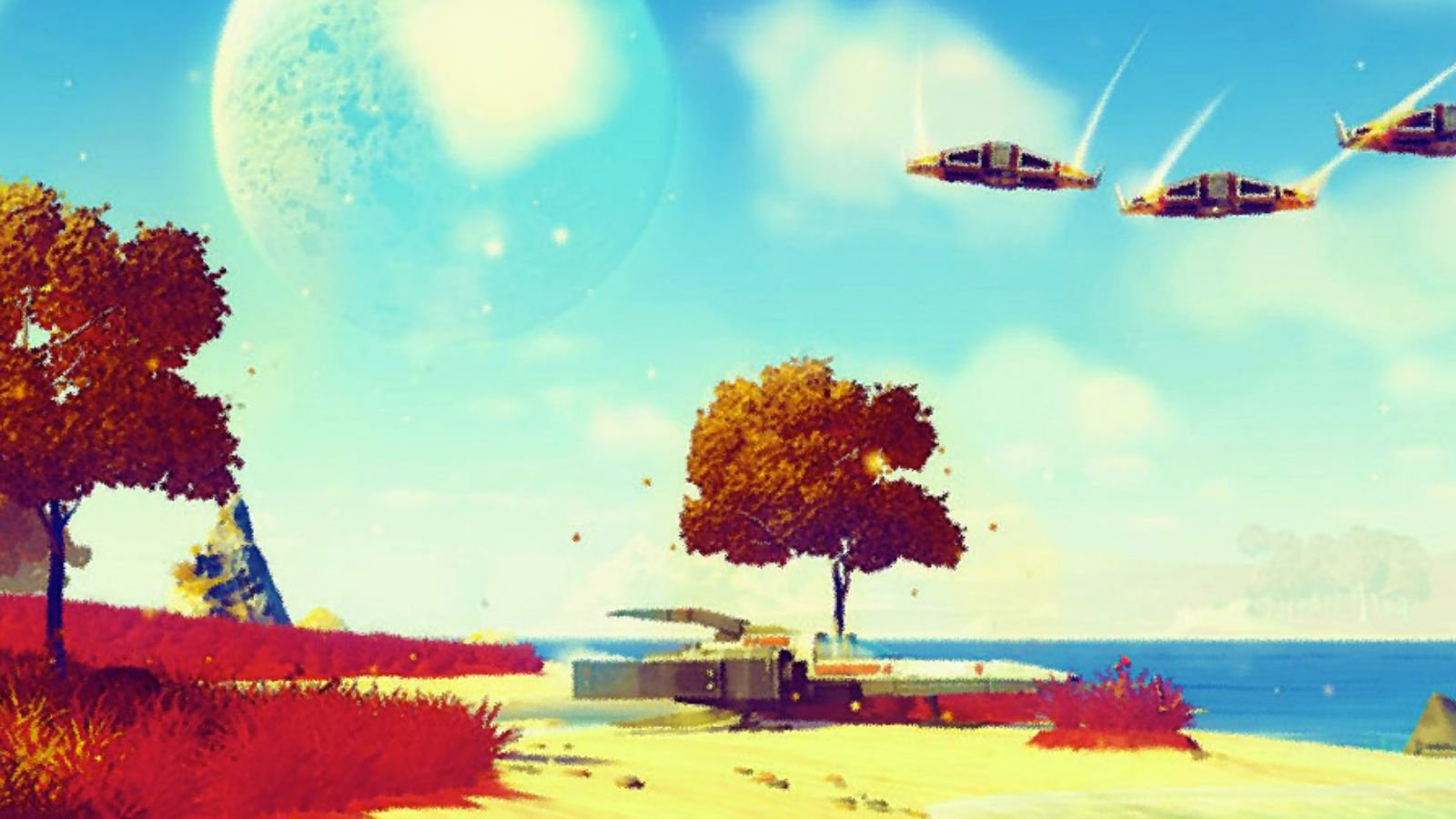 No Man's Sky Review 1.0