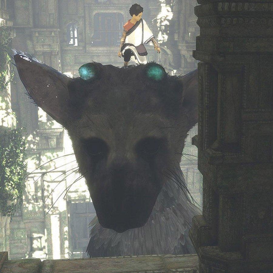 Last Guardian Trico