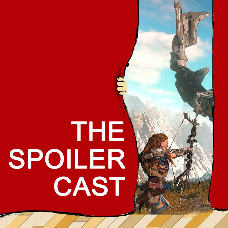 The Spoiler Cast #58 – The Best Games of 2017