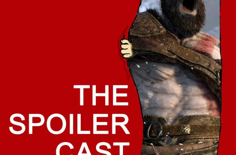 God of War 2018 Spoilercast