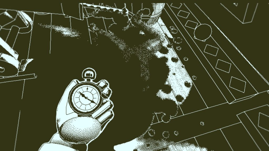 Return of the Obra Dinn Compass