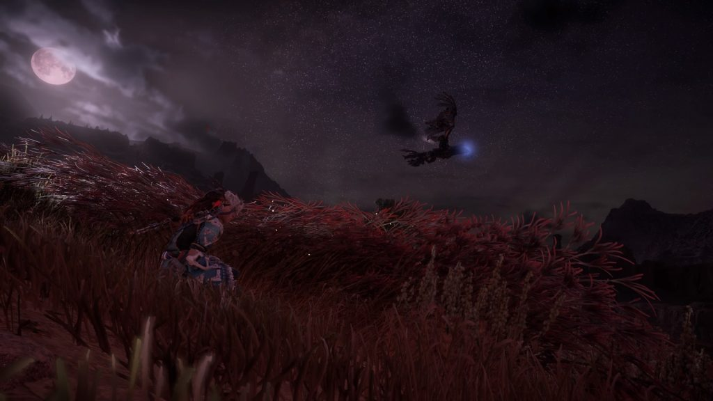 Horizon Zero Dawn Stormbird